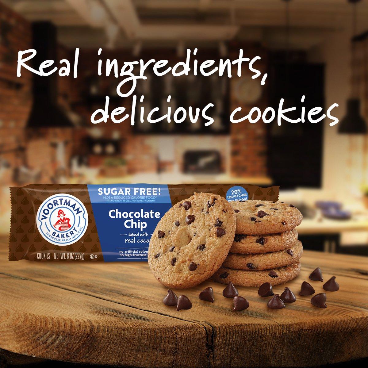 Voortman Bakery galletas sin azúcar, deliciosas galletas sin ...