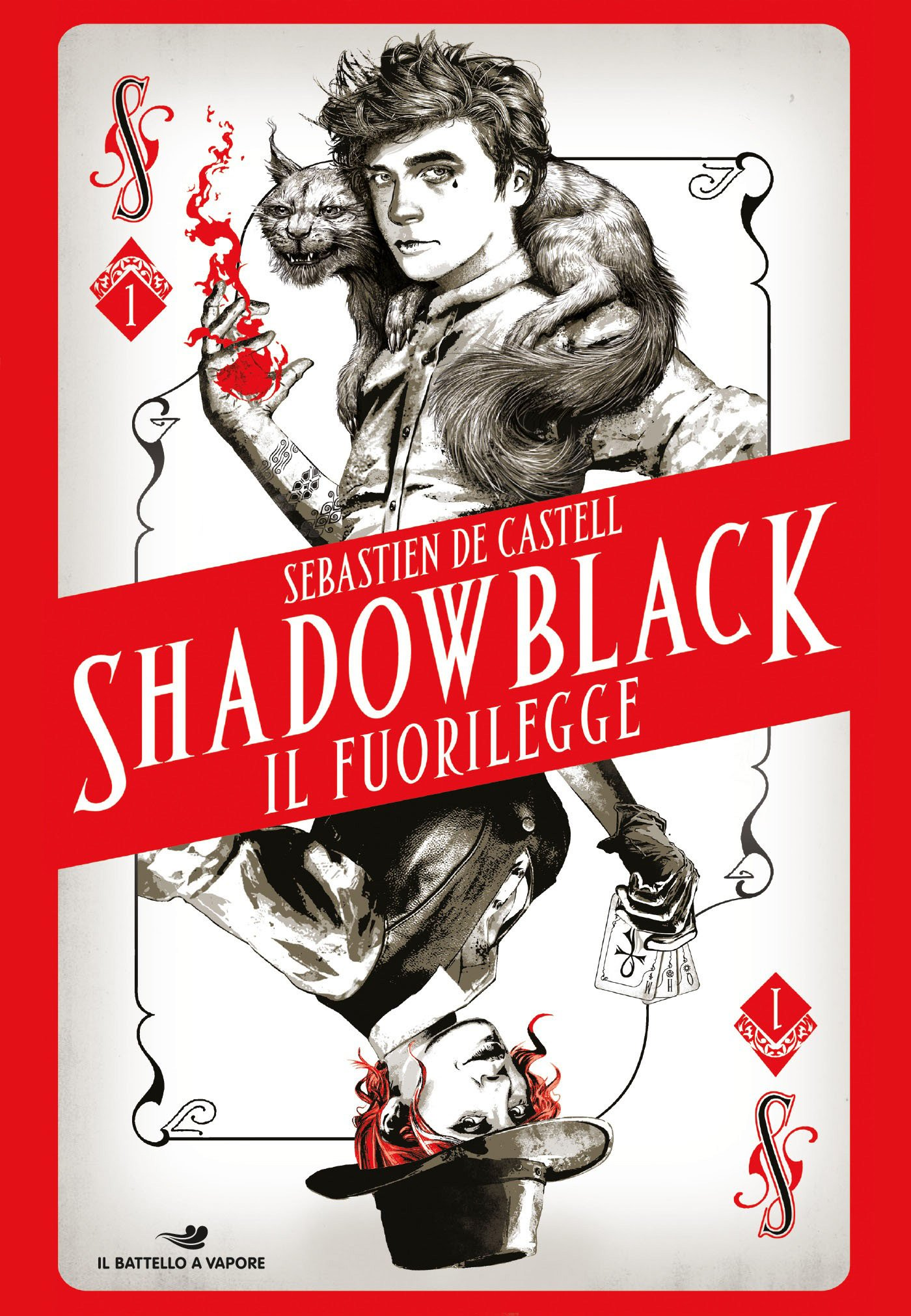 Il fuorilegge. Shadowblack Copertina flessibile – 30 gen 2018 Sebastien De Castell Piemme 8856662639 Fantascienza-fantasy