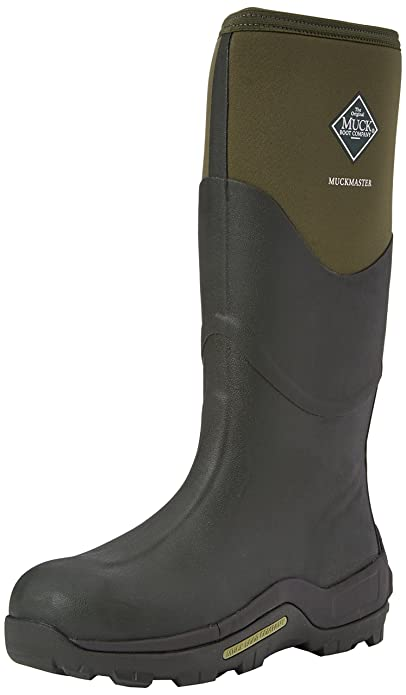 9729a0a2588 Muck Boots Unisex Adults' Muckmaster High Wellington Boots