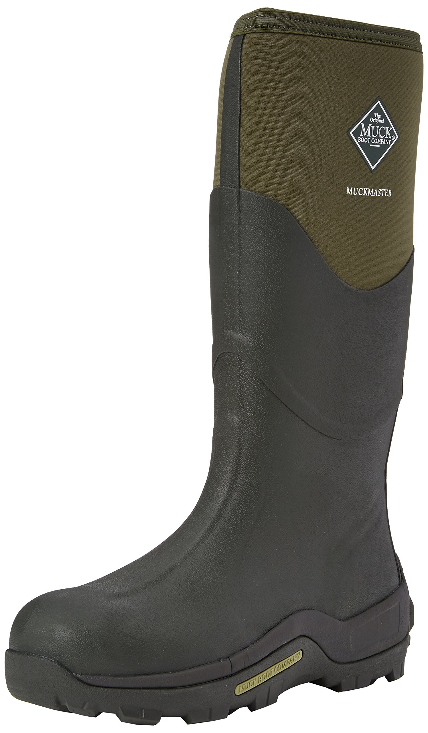 Muck Boot Muckmaster Wellies UK 12 Moss