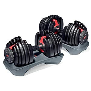Best Adjustable Dumbbells Comparison & Reviews