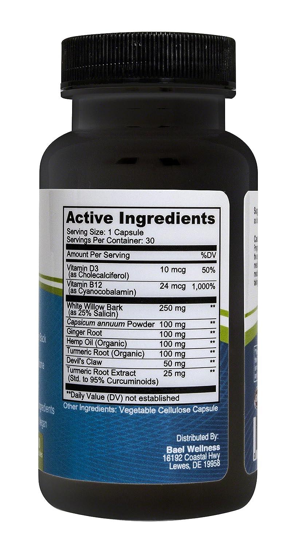 Amazon.com: Alta Curcumina orgánico de cúrcuma con base de ...
