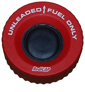 redicap Depósito de Gasolina Rojo Tapa llenarte como en la DTM Fórmula 1 rosca: Amazon.es: Coche y moto