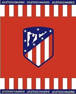 Atlético de Madrid Manta Coral de 170x130cm. - Tejido de ...