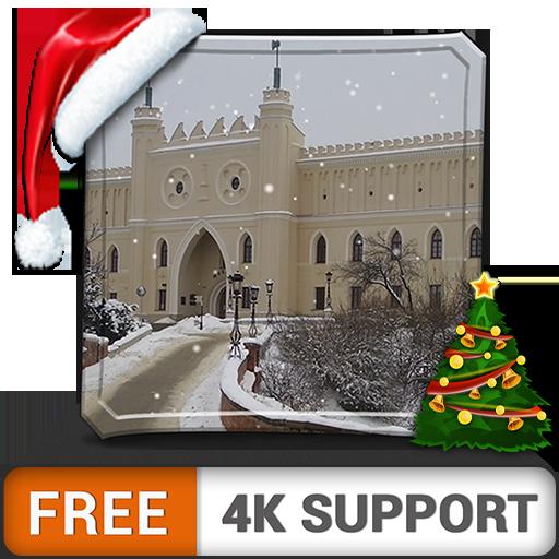 nieve fresca gratis HD: decora tu habitación con hermosos paisajes en tu televisor HDR 4K, TV 8K y dispositivos de fuego como fondo de pantalla, decoración para las vacaciones de Navidad, tema