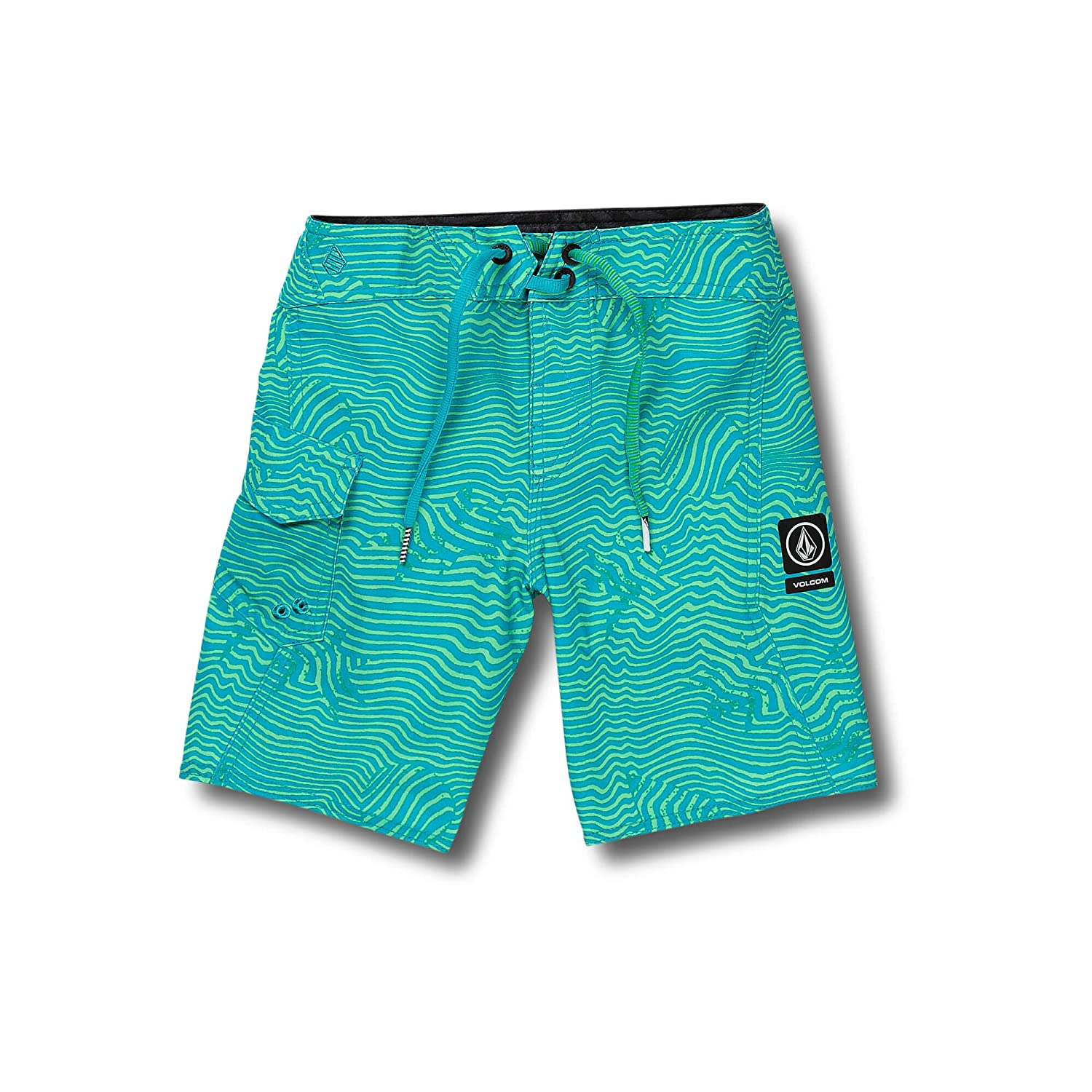 Volcom Little Boys' Magnetic Stone Youth Boardshort Y0811730