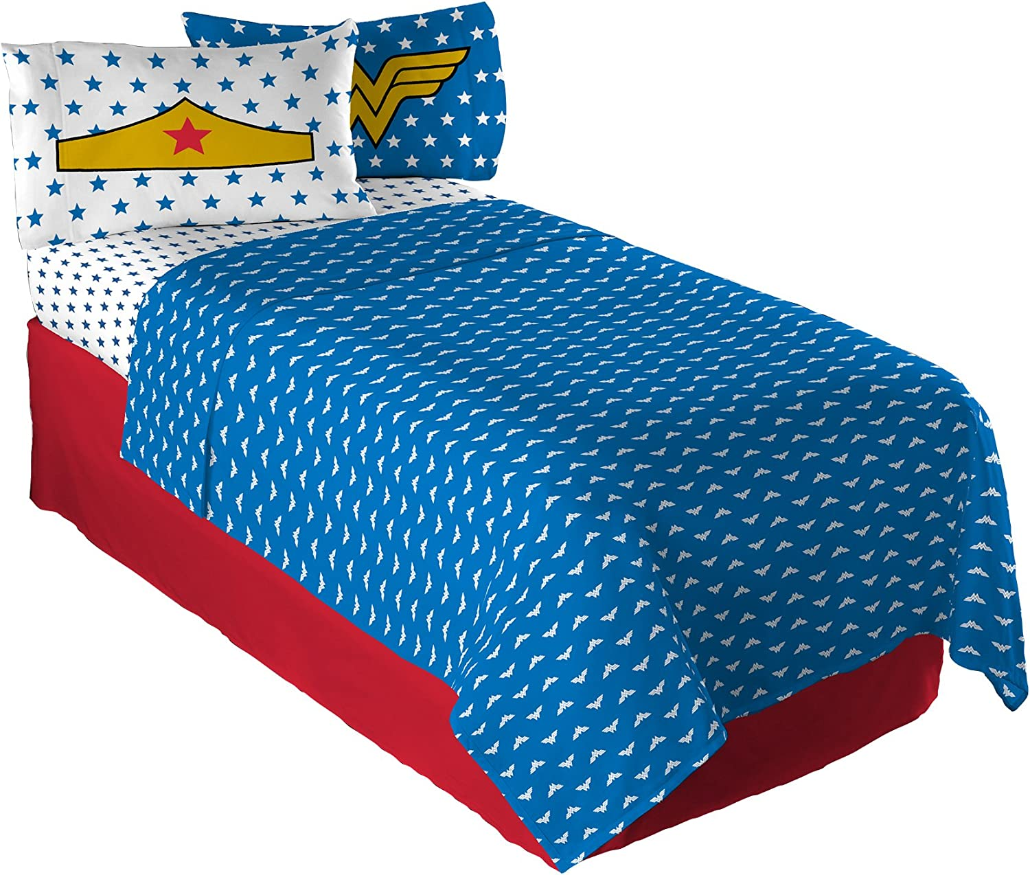 Warner Bros. Wonder Woman Full Sheet Set