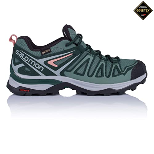 bc58f632b9 Salomon Women's X Ultra 3 Prime GTX W Low Rise Hiking Boots, (Balsam ...