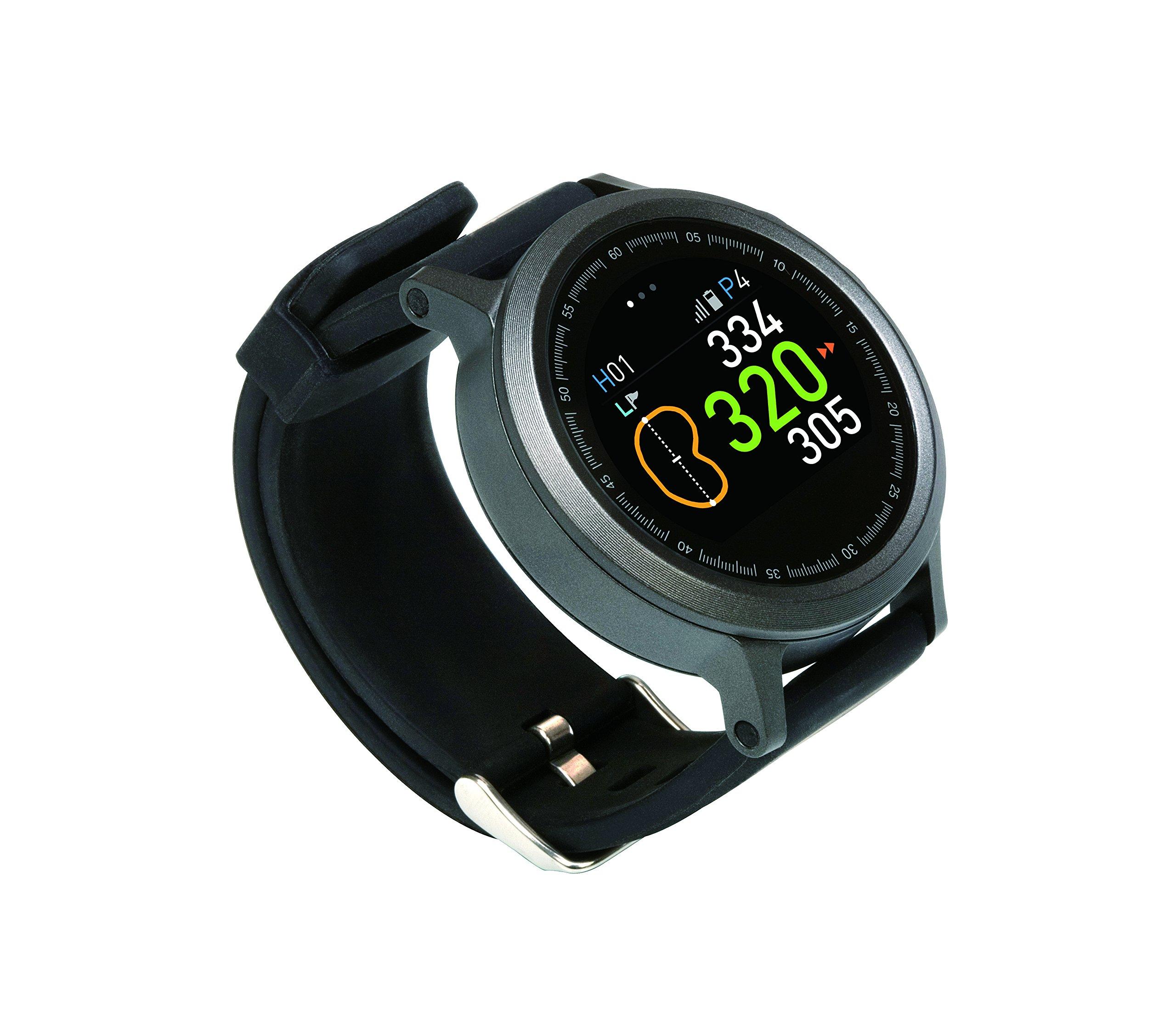 GolfBuddy WTX Smart Golf GPS Watch, Black by GolfBuddy (Image #5)