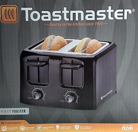 Amazon Toastmaster 4 Slice Cool Touch Toaster Kitchen & Dining
