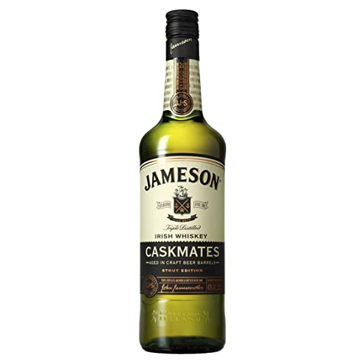 2 opinioni per Jameson- Caskmates Craft Beer Barrels Stout Edition- Whisky