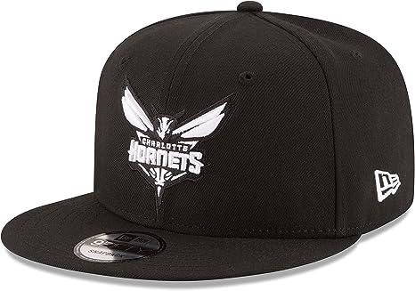 New Era NBA20 City Alt 9Fifty Snapback Cap Charlotte Hornets T/ürkis Schwarz