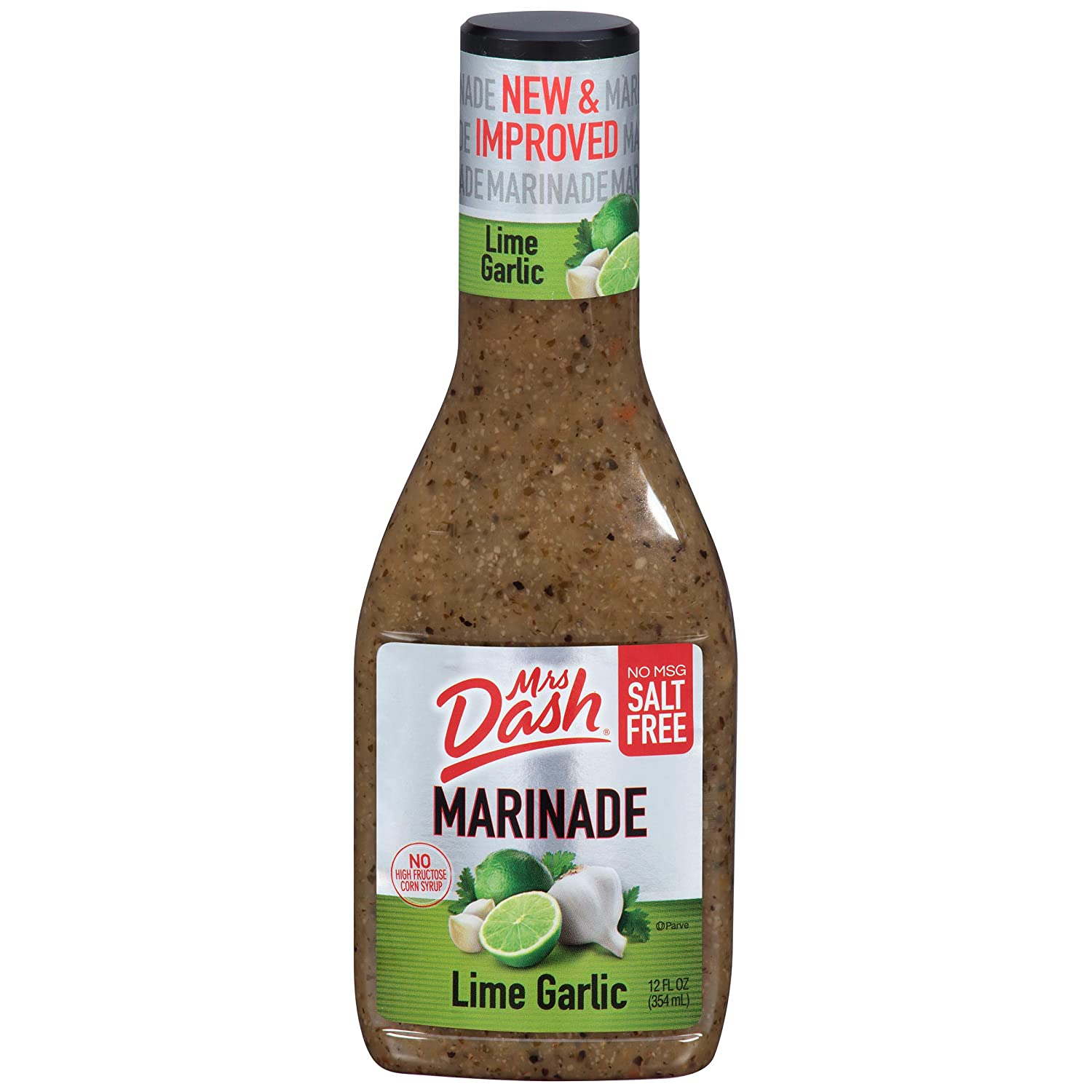 Mrs. Dash, Marinade, Lime Garlic, 12 Ounce