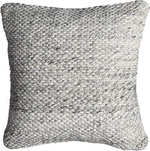 Fab Habitat Decorative Throw Pillow | Includes Pillow Insert | Handmade Large Accent Pillow