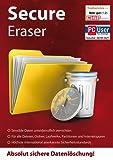 Secure Eraser - Festplatten, Daten, Dokumente, Ordner sicher Löschen und Formatieren - sichere Datenlöschung für Windows 10 / 8.1 / 7 / Vista und XP - TESTSIEGER