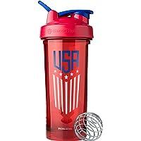 BlenderBottle Patriotic Pro Series Shaker Bottle, 28-Ounce, USA Stars