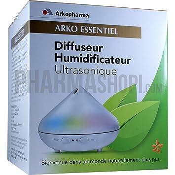 arko essentiel diffuseur humidificateur ultrasonique