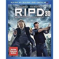R.I.P.D. [Blu-ray 3D + Blu-ray + DVD + UltraViolet] (Sous-titres français)