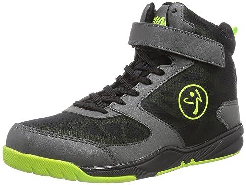 Zumba Footwear Zumba Energy Rush - Zapatillas Deportivas de Material sintético Mujer, Color Amarillo, Talla 36: Amazon.es: Zapatos y complementos