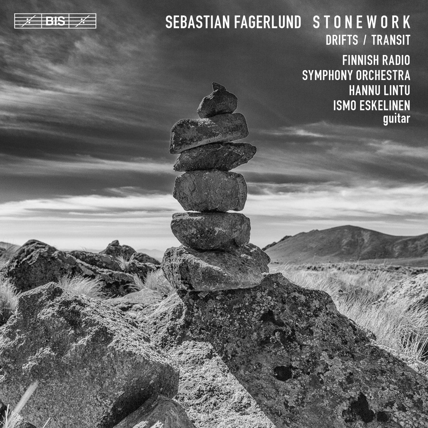 SACD : Finnish Radio Symphony Orchestra - Ismo Eskelinen - Stonework (Hybrid SACD)