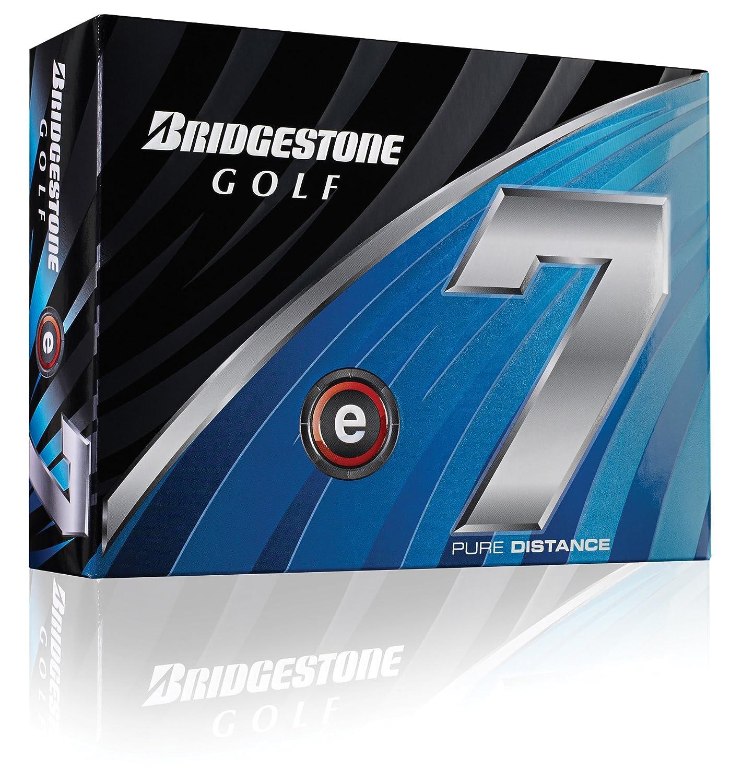 Bridgestone Golf E7 Golf Ball 2011 Model , 4 packs containing 3 balls each