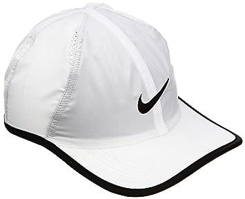 Nike Mens Signature Dri FIT Ball Cap White O/S