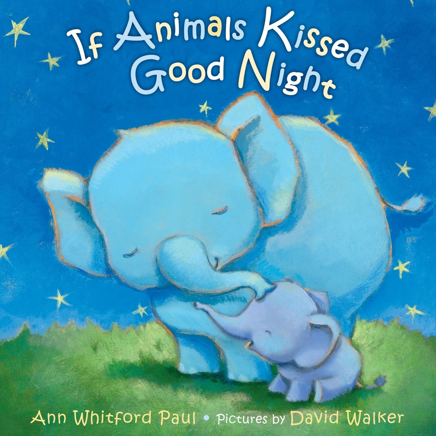 If Animals Kissed Good Night ebook