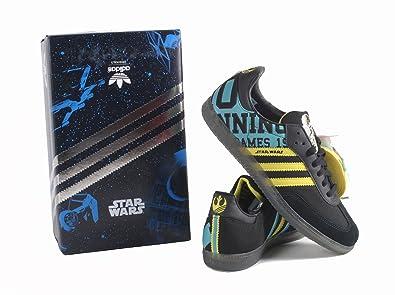 Adidas Samba S.W.. Star Wars Bobsleigh Black, Size: 45 13;