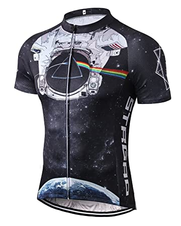 Amazon.com: MR Strgao - Camiseta de ciclismo para hombre ...