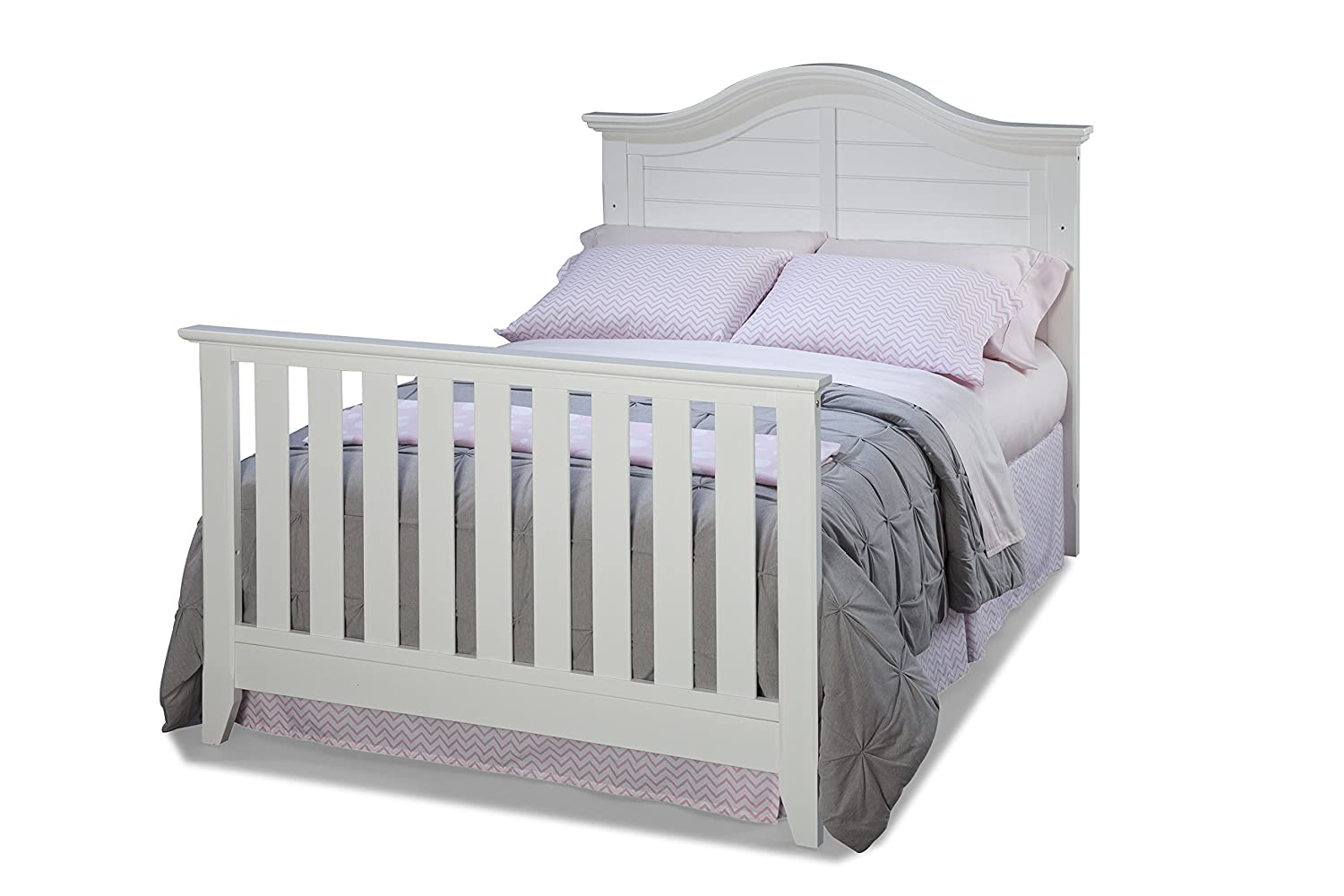 Genial Amazon.com : Thomasville Kids Southern Dunes Lifestyle 4 In 1 Convertible  Crib, Espresso, Easily Converts To Toddler Bed Day Bed Or Full Bed, Three  Position ...