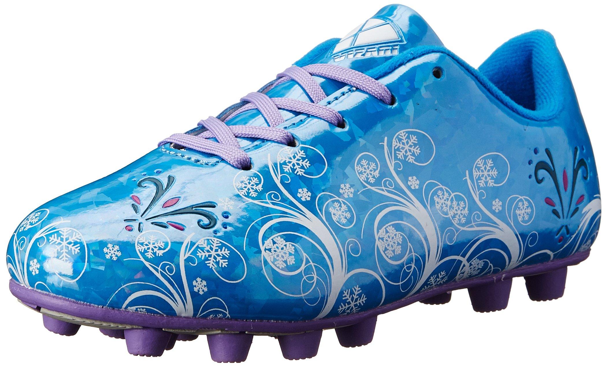 Vizari Frost FG 93279-13 Soccer Cleat Blue/Purple, 13 M US Toddler