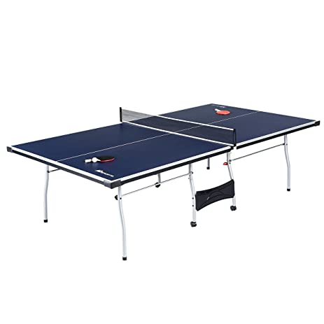 Attractive MD Sports Table Tennis Set, Regulation Ping Pong Table With Net, Paddles  And Balls