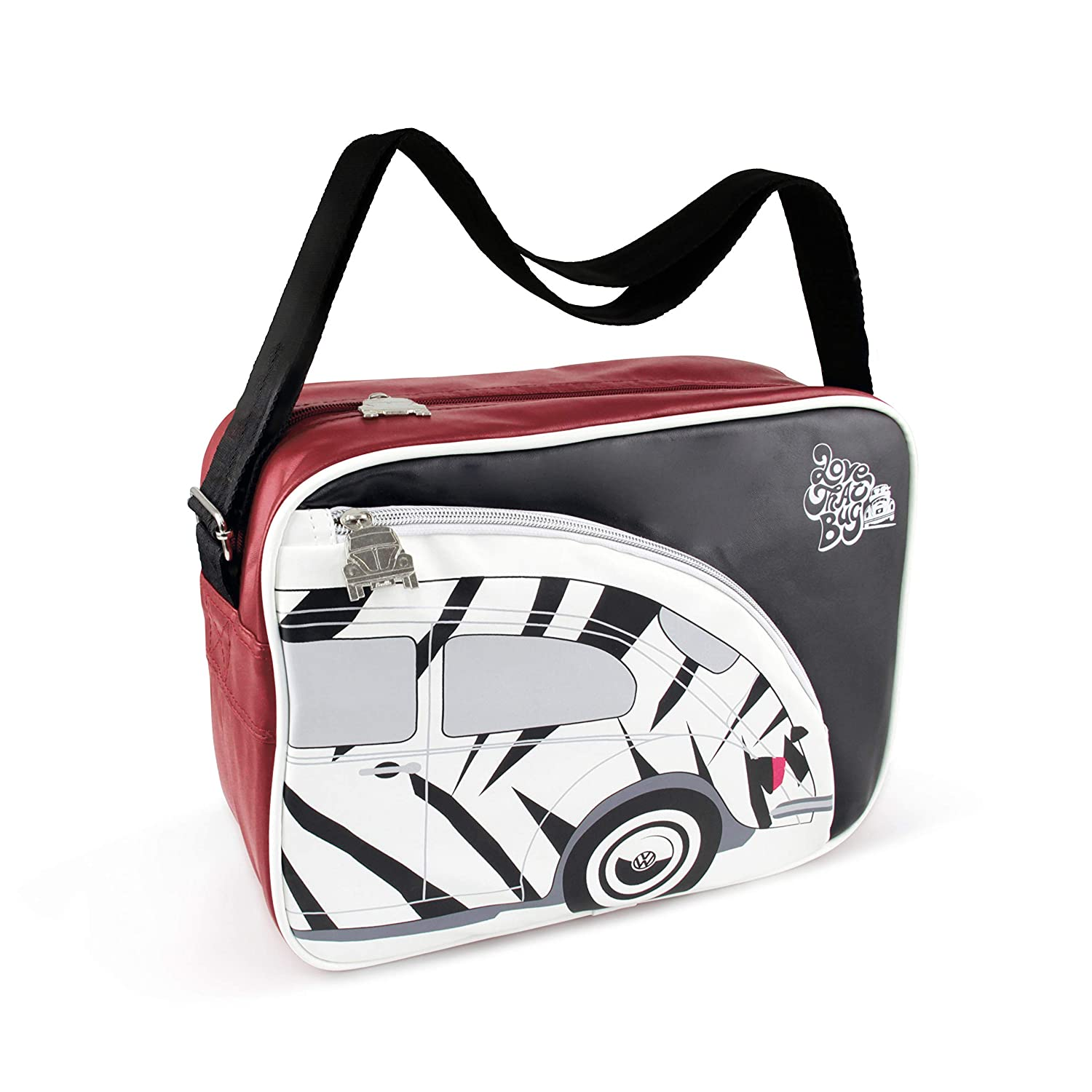 VW Collection by BRISA Genuine Volkswagen Bug Beetle Shoulder Bag