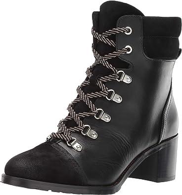Manchester Fashion Boot, Black, 7.5 M