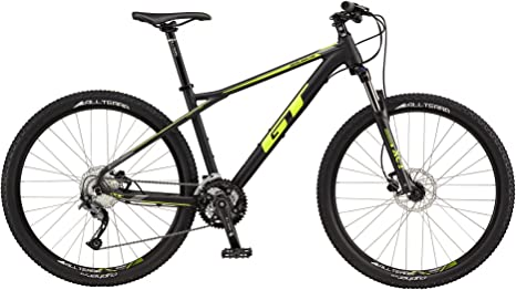 27,5 GT Avalanche Sport BLK 2017 Mountain Bike MTB Negro Trail ...