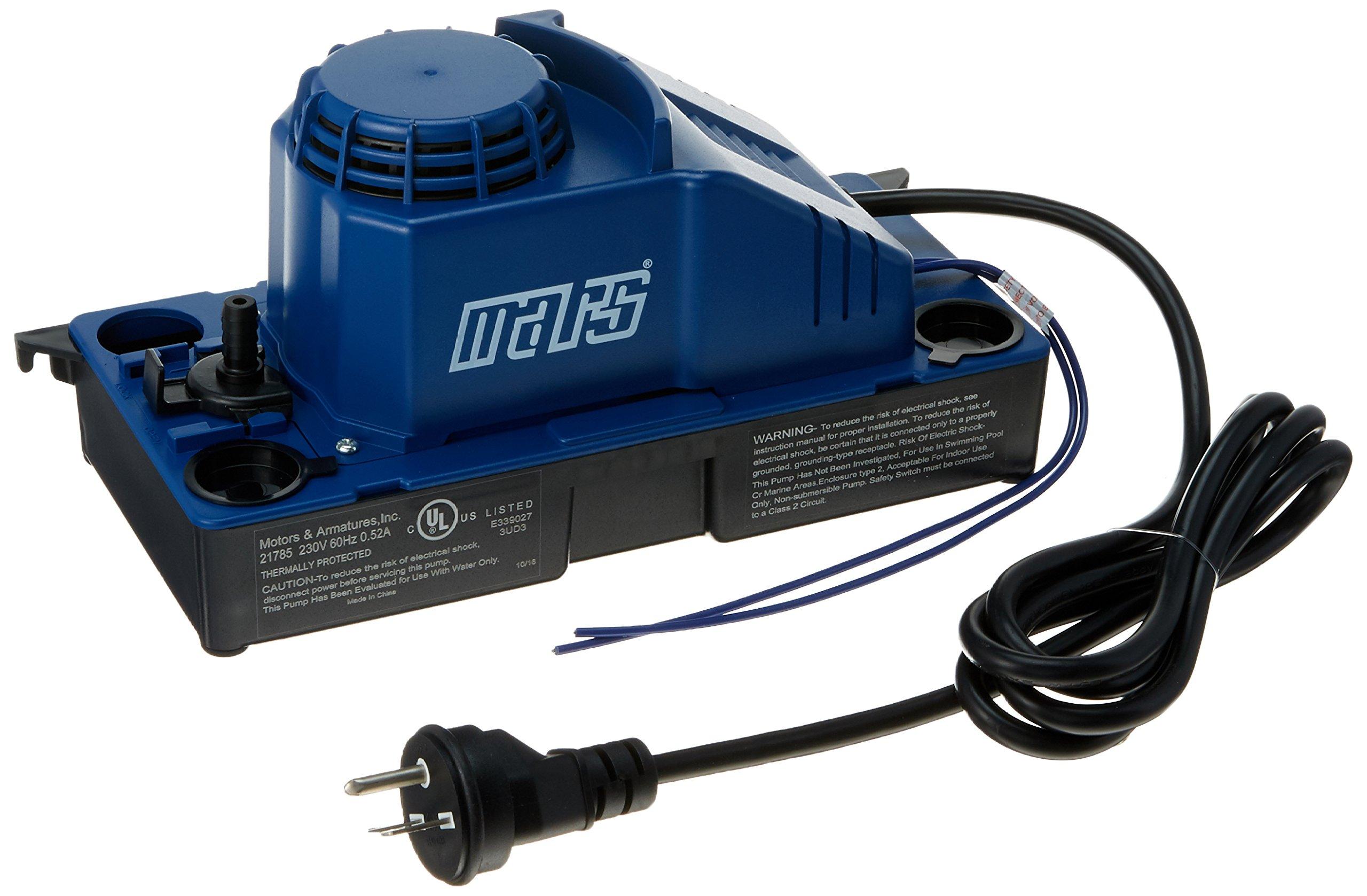 Mars 21785 230-volt Low Profile Condensate Pump
