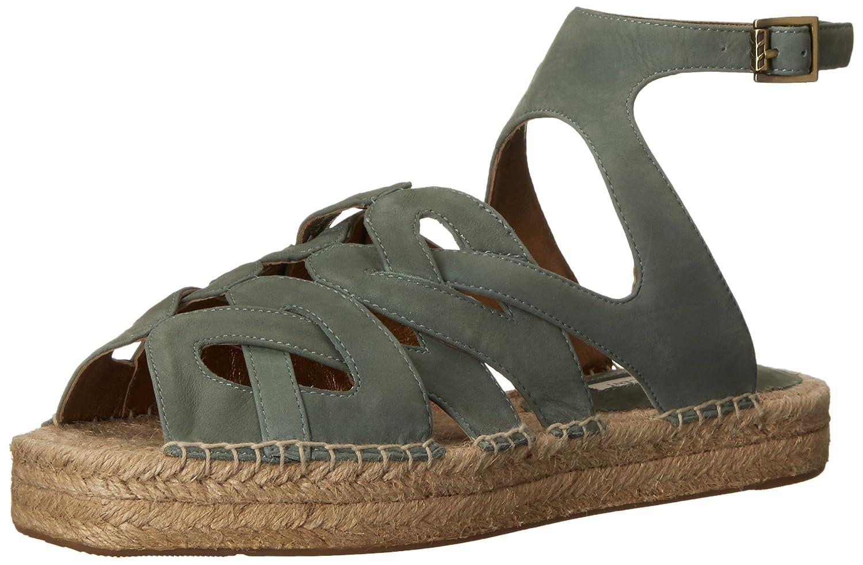 Cynthia Vincent Women's Pebbles Platform Sandal B014QUSOXO 8.5 B(M) US|Pistachio