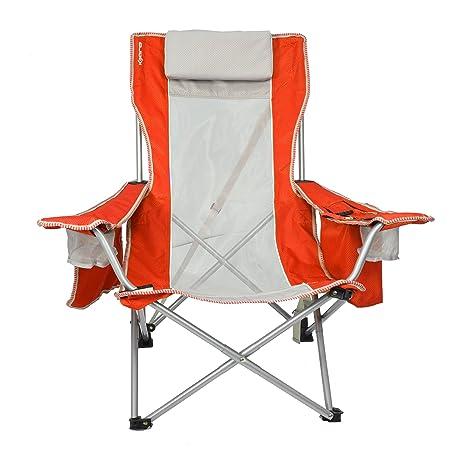 Genial Kijaro Coast Folding Beach Sling Chair With Cooler