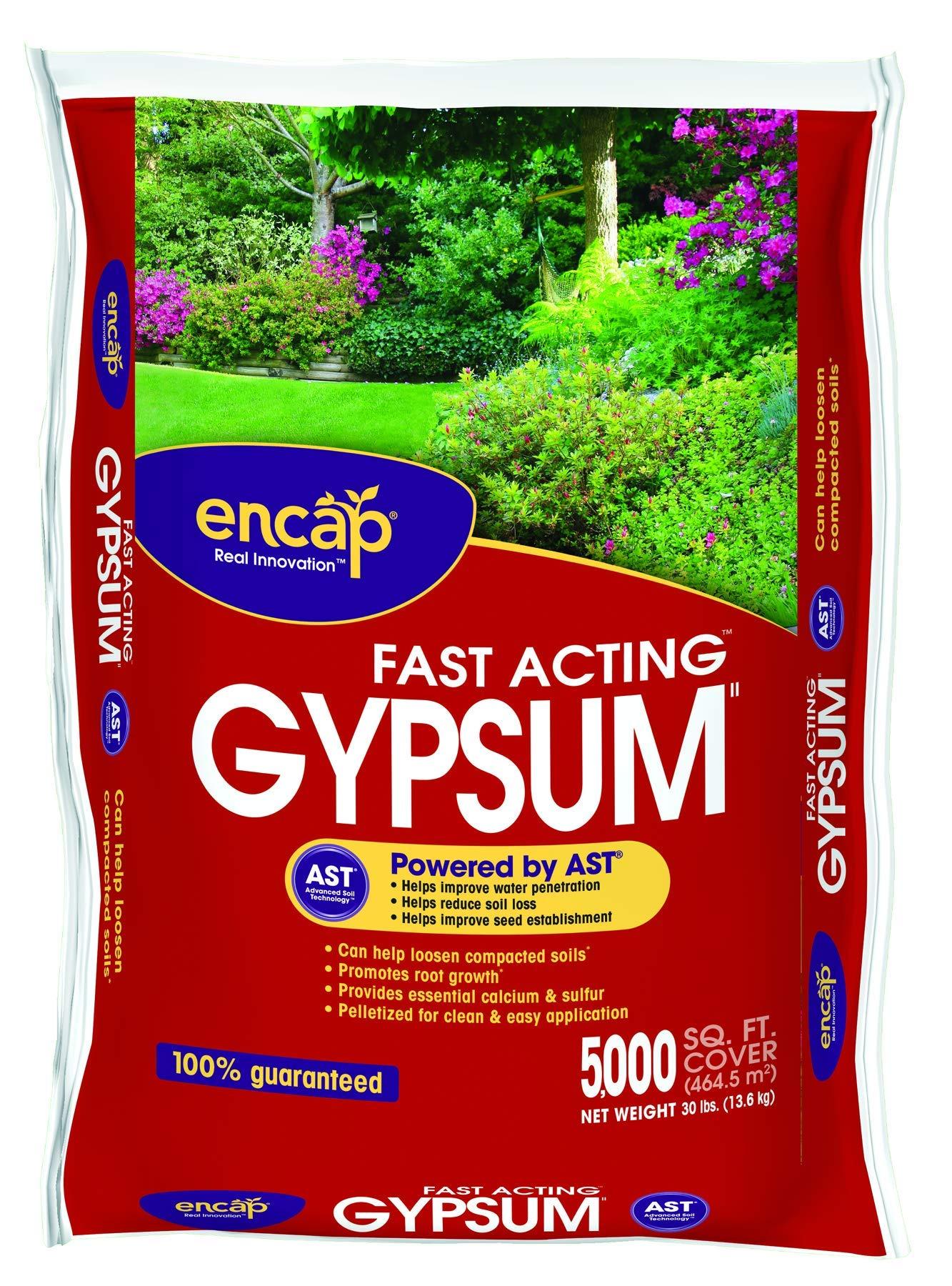 Encap 1061063 Gypsum Plus AST Coverage, 30-Pound by Flagline