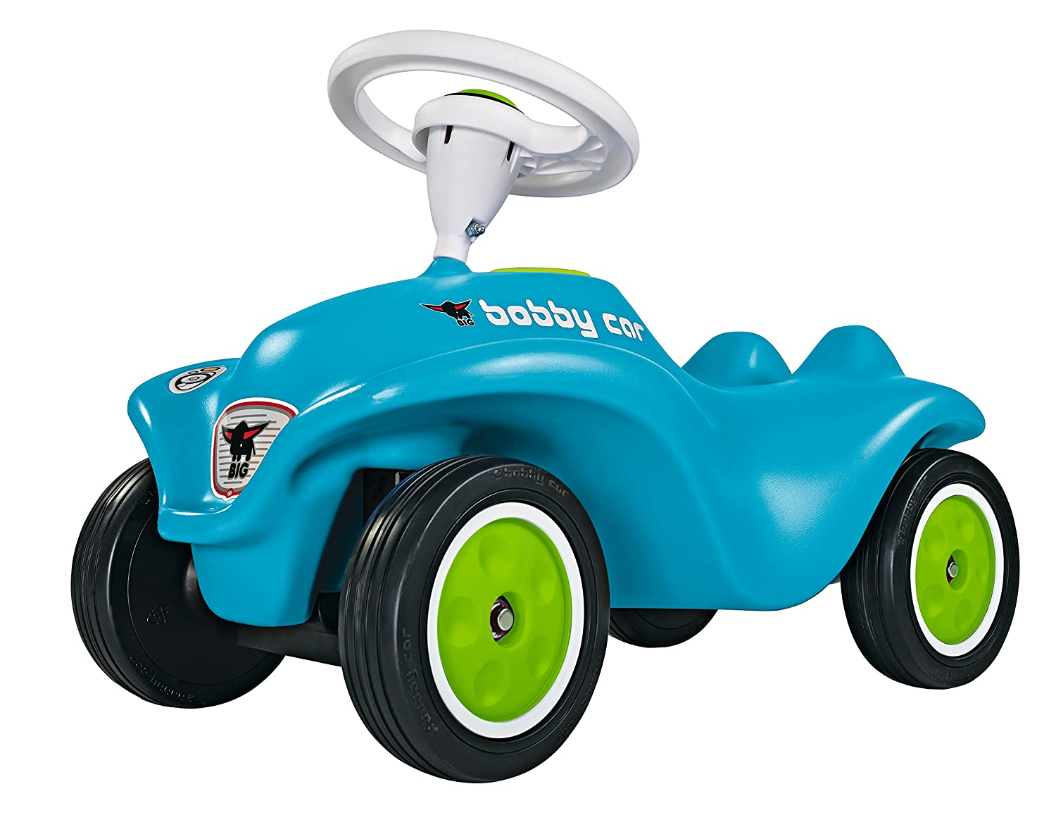 Bobby Car Classic oder New - Big New Bobby Car Hellblau