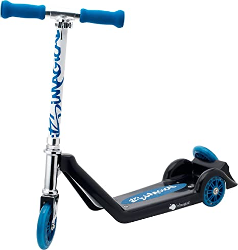 Imaginarium Urban - Patinete de tres ruedas, unisex, color azul ...