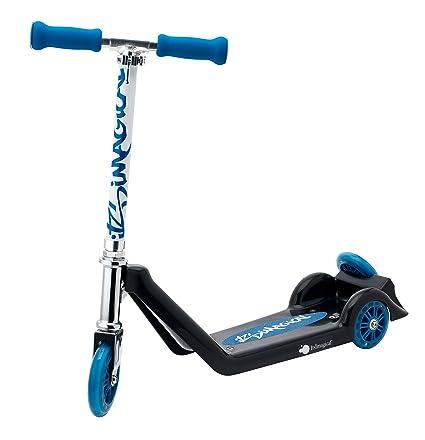 Imaginarium Urban - Patinete de tres ruedas, unisex, color azul