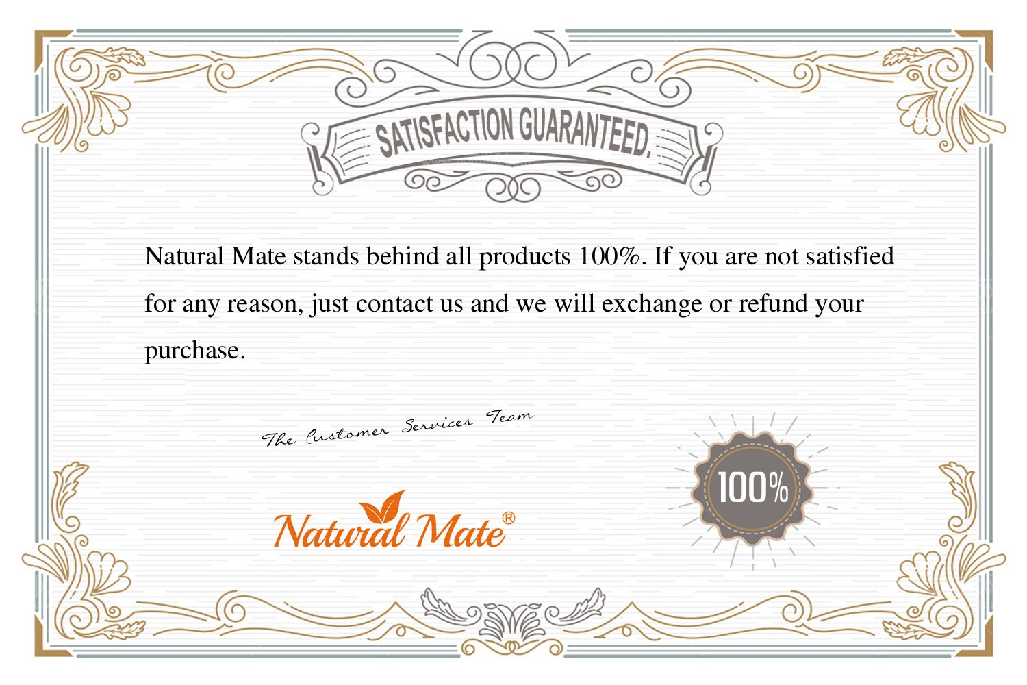 Natural Mate Granular Sweetener, Stevia and Erythritol, 1 Pound, (Pack of 3) by Natural Mate (Image #8)