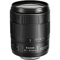 Canon EF-S 18-135mm f/ 3,5-5,6 IS USM - Objetivo para cámara Canon con Montura Tipo EF-S (Distancia Focal Minima 0.39m) Negro
