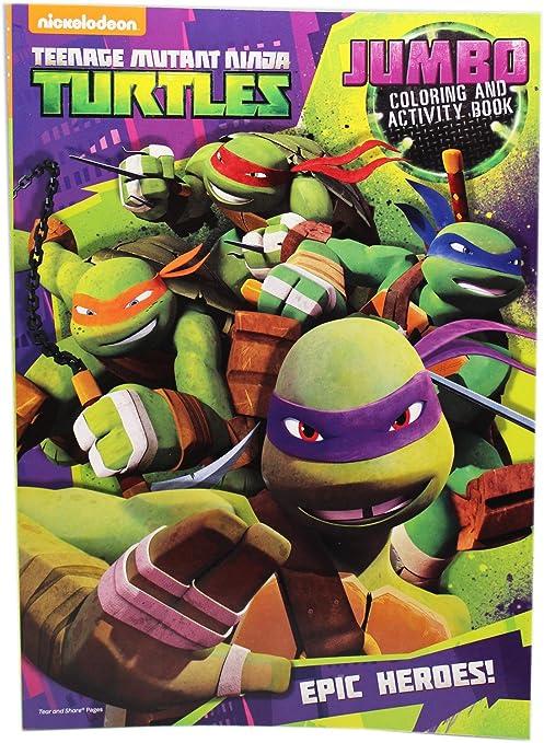 Amazon.com: Teenage Mutant Ninja Turtles Epic Heroes ...