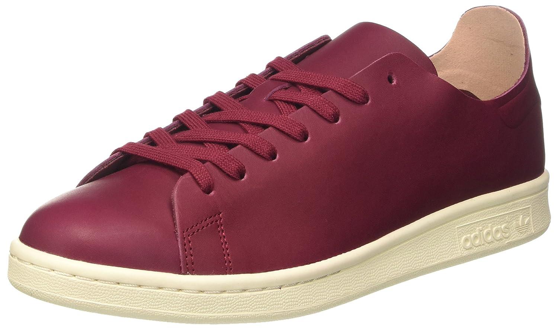 adidas Damen Stan Smith Nude Sneaker Dekollete, Vinaccio  43 1/3 EU Rot (Collegiate Burgundy White)