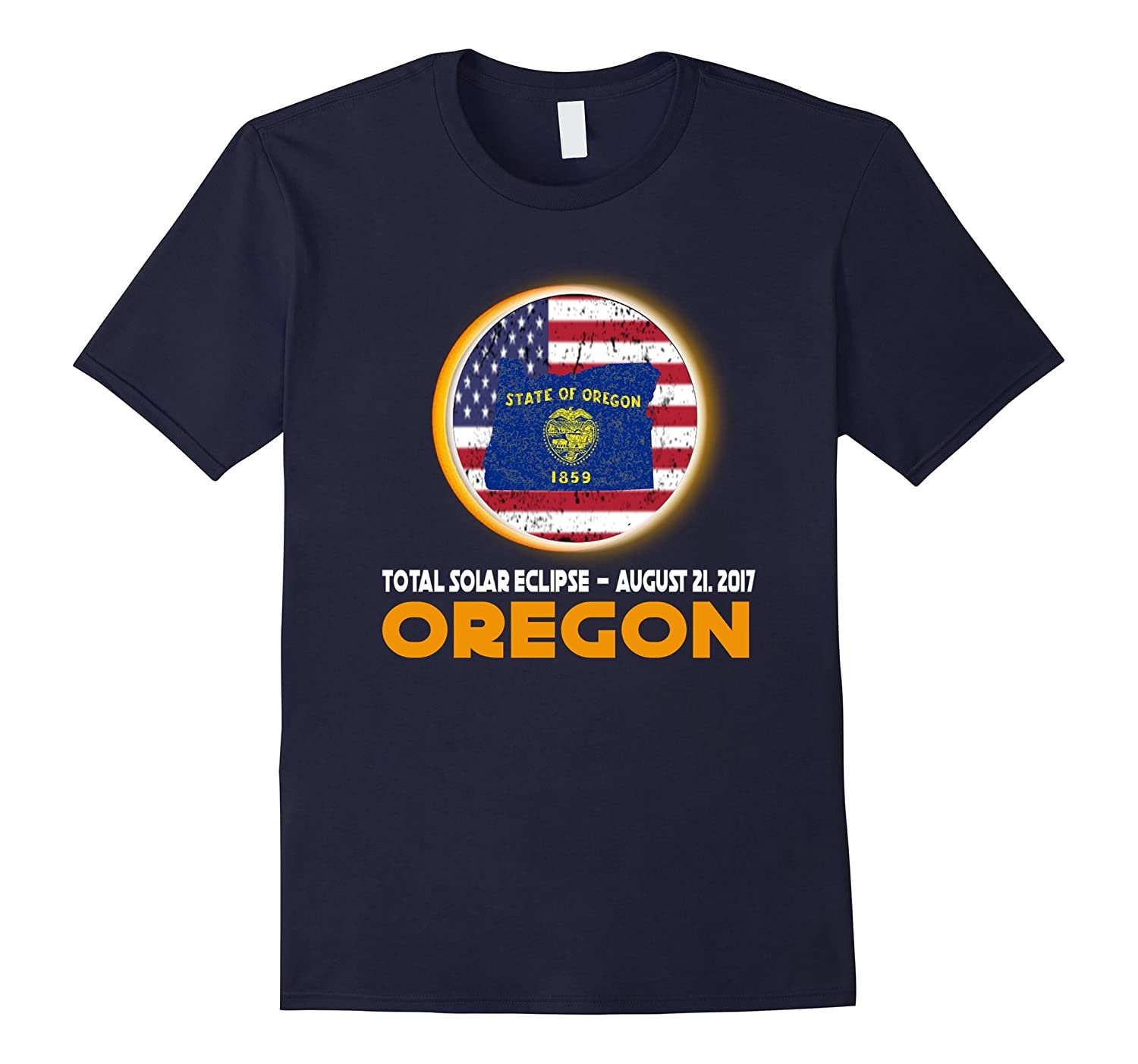 Circle total solar eclipse celestial fanatic from Oregon TS