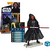 Star Wars, Saga Legends 2010 Series Action Figure, Darth Maul #08, 3.75 Inches