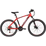 Montra Backbeat-2018 27.5T 21 Speed Super Premium Cycle(Red)