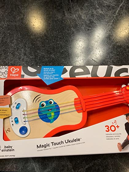 Baby Einstein Magic Touch Piano Wooden Musical Toy Toddler Toy, Ages 6 months and up Very durable